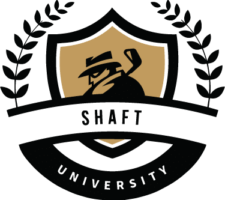 MGS Shaft University Logo Black