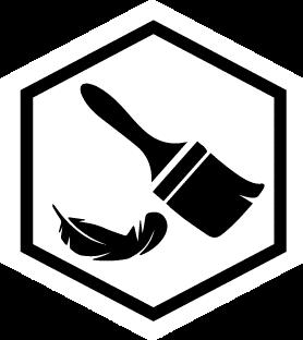 Phantium Finish Badge No Drop